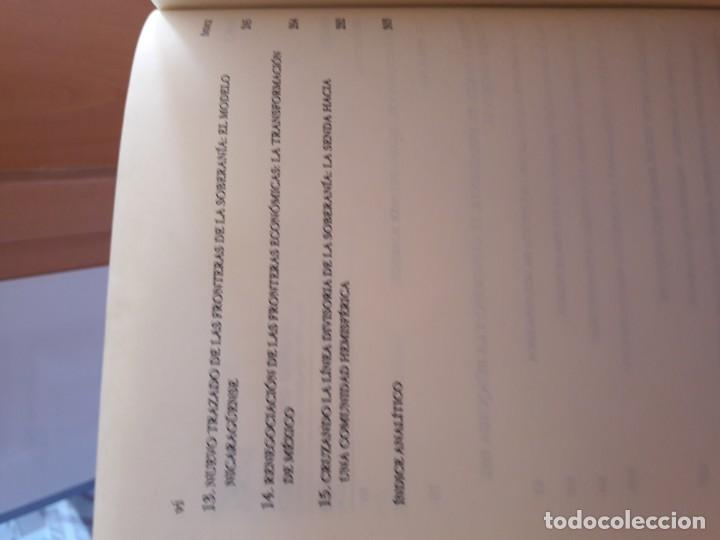 Libros de segunda mano: El remolino, politica exterior de USA en America latina. Robert Pastor. Ed. Siglo XXI - Foto 5 - 134062750