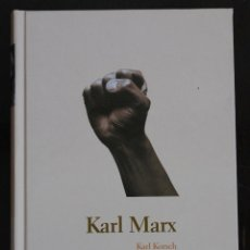 Libros de segunda mano: KARL MARX. KARL KORSCH. 2004. Lote 134178306
