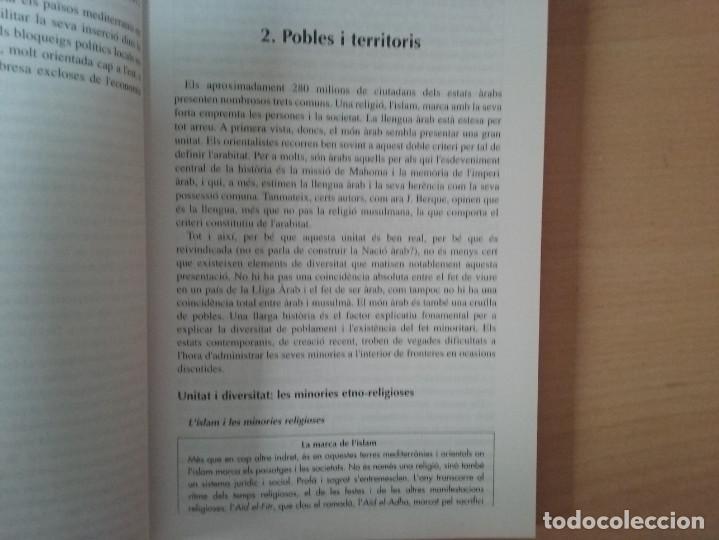 Libros de segunda mano: GEOPOLITICA DEL MÓN ÀRAB - GEORGES MUTIN - Foto 3 - 134198518