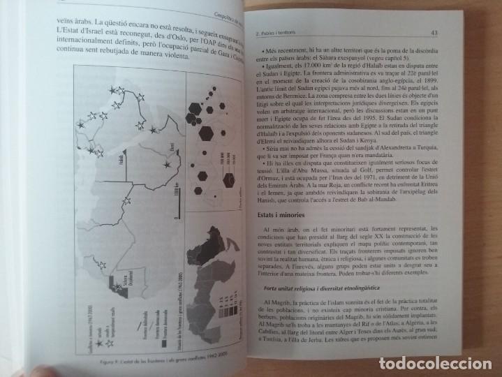 Libros de segunda mano: GEOPOLITICA DEL MÓN ÀRAB - GEORGES MUTIN - Foto 4 - 134198518
