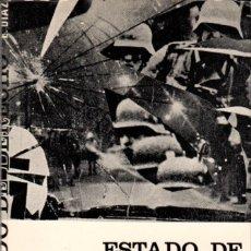 Libros de segunda mano: ESTADO DE DERECHO Y SOCIEDAD DEMOCRÁTICA / ELÍAS DÍAZ. Lote 134264070