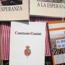 Libros de segunda mano: CONTITUCIÓN ESPAÑOLA. SENADO.. Lote 135003006