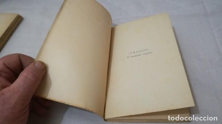 Libros de segunda mano: FRANCO, AL MUCHACHO ESPAÑOL-L QUINTANA-EDITORIAL LIBRERIA RELIGIOSA 1940 - Foto 3 - 137222922