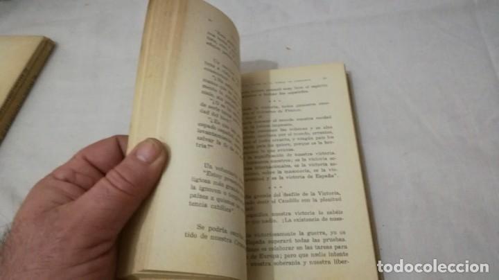 Libros de segunda mano: FRANCO, AL MUCHACHO ESPAÑOL-L QUINTANA-EDITORIAL LIBRERIA RELIGIOSA 1940 - Foto 10 - 137222922