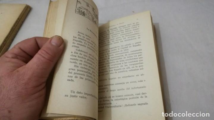 Libros de segunda mano: FRANCO, AL MUCHACHO ESPAÑOL-L QUINTANA-EDITORIAL LIBRERIA RELIGIOSA 1940 - Foto 11 - 137222922