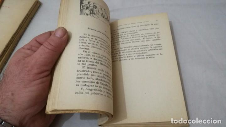 Libros de segunda mano: FRANCO, AL MUCHACHO ESPAÑOL-L QUINTANA-EDITORIAL LIBRERIA RELIGIOSA 1940 - Foto 12 - 137222922