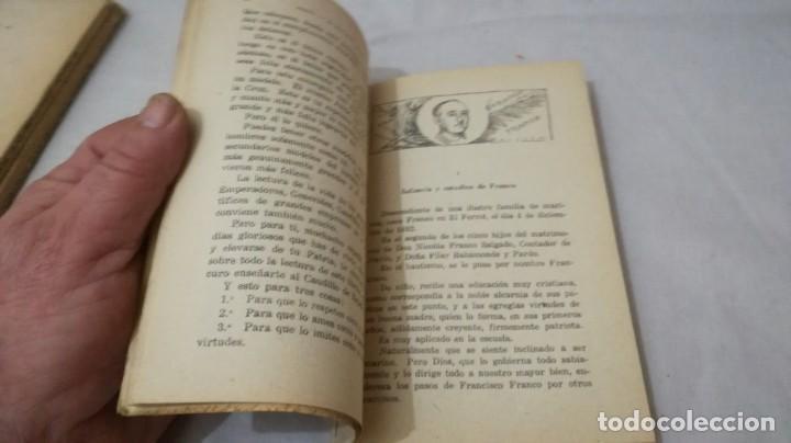 Libros de segunda mano: FRANCO, AL MUCHACHO ESPAÑOL-L QUINTANA-EDITORIAL LIBRERIA RELIGIOSA 1940 - Foto 14 - 137222922