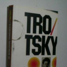 Libros de segunda mano: LA REVOLUCIÓN PERMANENTE. TROTSKY. 2009. Lote 139992394