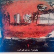 Libros de segunda mano: VENEZUELA 2006: LA ENCRUCIJADA DE JOSÉ MENDOZA ANGULO (UNIVERSIDAD DE LOS ANDES)(FIRMA DEL AUTOR). Lote 140041502