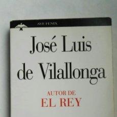 Libros de segunda mano: FURIA JOSE LUIS VILALLONGA. Lote 140187581