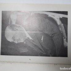 Libros de segunda mano: DISCURSOS Y MENSAJES DEL JEFE DEL ESTADO 1964-67. FRANCO, FRANQUISMO. Lote 140956766