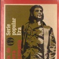 Libros de segunda mano: PASAJES DE LA GUERRA REVOLUCIONARIA - GUEVARA, ERNESTO CHE 1972 (MÉXICO D.F.). Lote 142383978