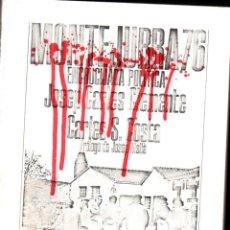Libros de segunda mano: CLEMENTE / COSTA : MONTEJURRA 76 ENCRUCIJADA POLÍTICA (GAYA CIENCIA, 1976). Lote 142877990