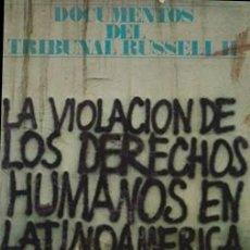 Libros de segunda mano: LA VIOLACION DE LOS DERECHOS HUMANOS EN LATINOAMERICA.- MUÑOZ, PEDRO / DIRECCION: RUIZ, JOAQUIN . Lote 144145266