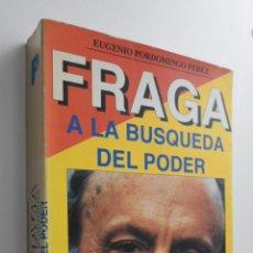 Libros de segunda mano: FRAGA - PORDOMINGO PÉREZ, EUGENIO. Lote 145060184