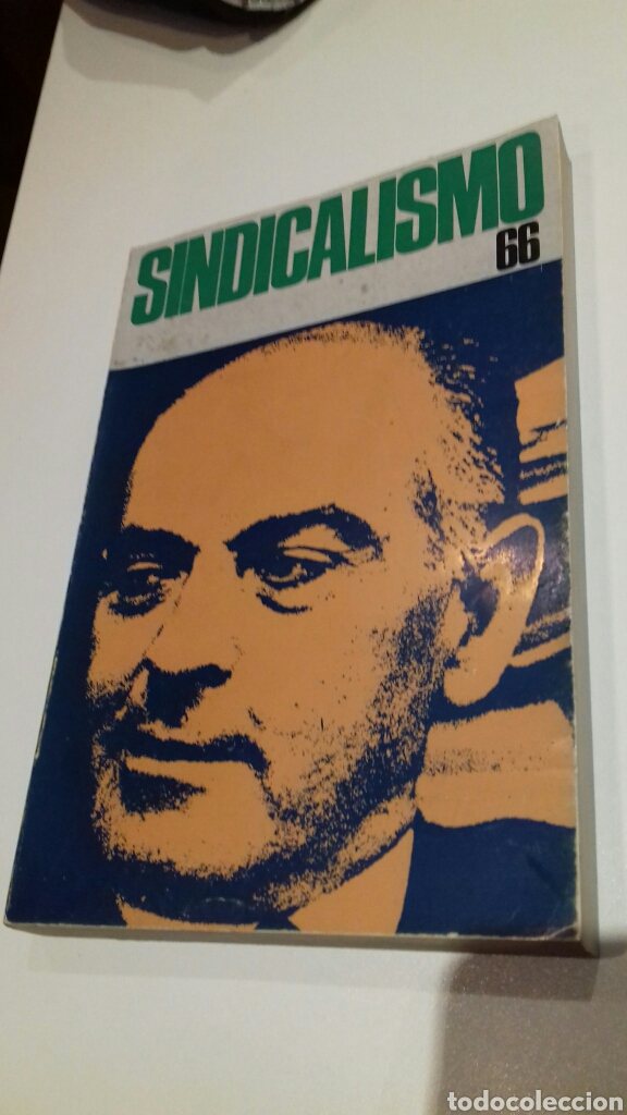 SINDICALISMO 66. ORGANIZACION SINDICAL ESPAÑOLA (Libros de Segunda Mano - Pensamiento - Política)