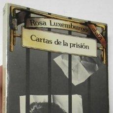 Libros de segunda mano: CARTAS DE LA PRISIÓN - ROSA LUXEMBURGO. Lote 148192174