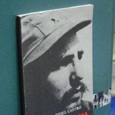 Libros de segunda mano: LMV - LA HISTORIA ME ABSOLVERÁ. FIDEL CASTRO. Lote 150142546