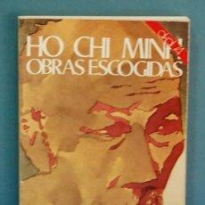 Libros de segunda mano - Obras escogidas. Ho Chi Minh - 150989534