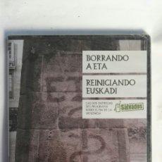 Libros de segunda mano: BORRANDO A ETA REINICIANDO EUSKADI SALVADOS. Lote 151049629