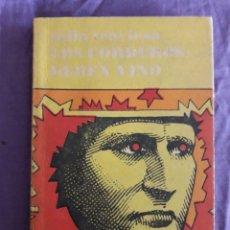Libros de segunda mano: LOS CORDEROS BEBEN VINO / JULIO TRAVIESO / EDI. MANJUARI CUENTO / EDICION 1970. Lote 151691314