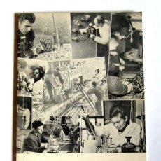 Libros de segunda mano: DESARROLLO SINDICAL, SOCIAL Y ECONOMICO DE ESPAÑA - ORGANIZACION SINDICAL ASTURIANA. 1969. Lote 153619498