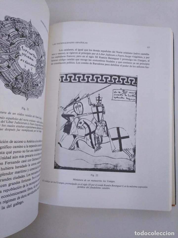 Libros de segunda mano: LAS NACIONALIDADES ESPAÑOLAS. ANSELMO CARRETERO Y JIMENEZ. ARM20 - Foto 2 - 154212806