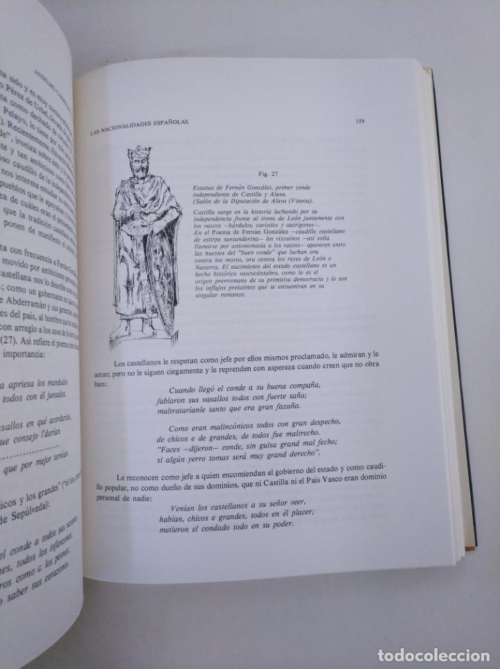 Libros de segunda mano: LAS NACIONALIDADES ESPAÑOLAS. ANSELMO CARRETERO Y JIMENEZ. ARM20 - Foto 3 - 154212806