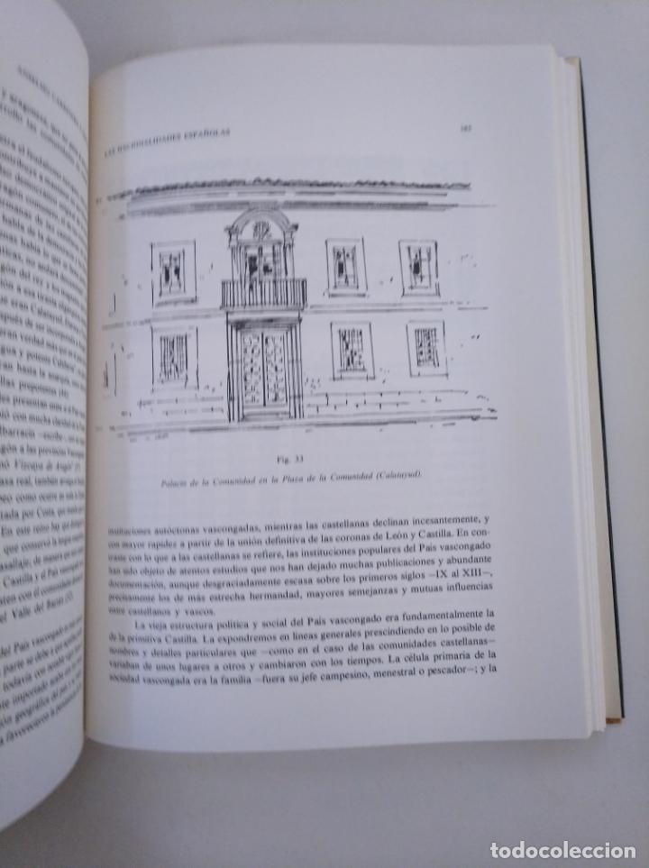 Libros de segunda mano: LAS NACIONALIDADES ESPAÑOLAS. ANSELMO CARRETERO Y JIMENEZ. ARM20 - Foto 4 - 154212806