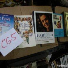 Libros de segunda mano: PERSONAJES A LA BRASA - EMILIO ROMERO - CG5. Lote 154277090