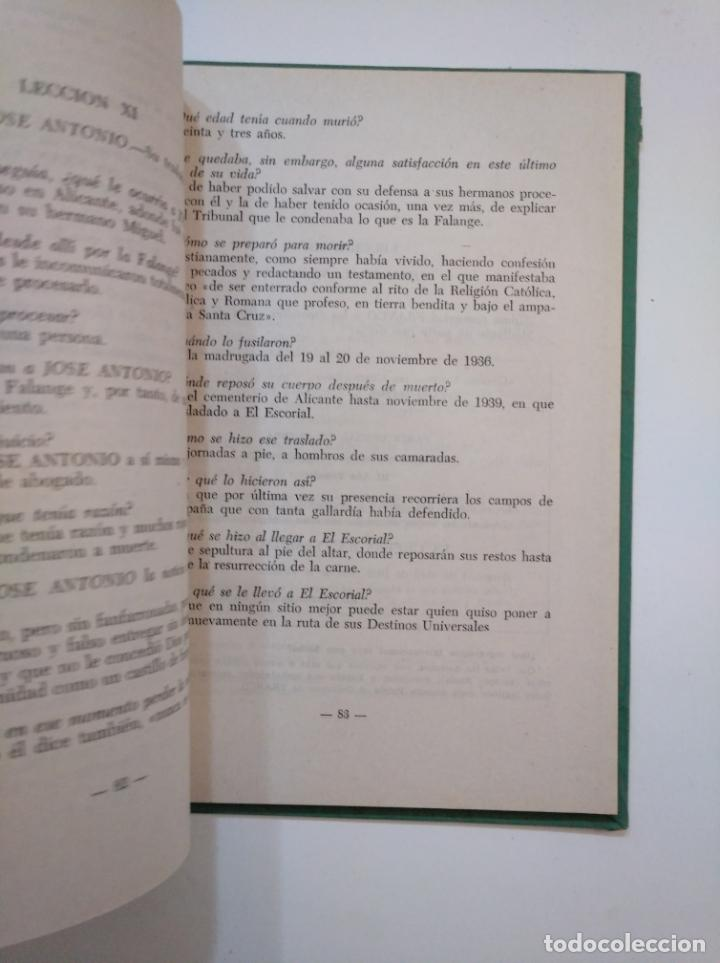 Libros de segunda mano: FORMACION POLITICA. SECCION FEMENINA DE F.E.T. Y DE LAS J.O.N.S. FALANGE ESPAÑOLA. TDKLT - Foto 2 - 154305738