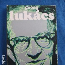 Libros de segunda mano: GEORG LUCACS - FRITZ J. RADDATZ - ALIANZA EDITORIAL (DIFICIL). Lote 154446222