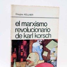 Libros de segunda mano: LA RED DE JONAS. EL MARXISMO REVOLUCIONARIO DE KARL KORSCH (DOUGLAS KELLNER) PREMIA, 1981. OFRT. Lote 154822942