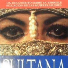 Libros de segunda mano: SULTANA. JEAN SASSON.. Lote 154835374