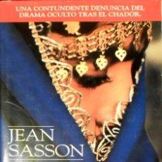 Libros de segunda mano: LAS HIJAS DE SULTANA. JEAN SASSON.. Lote 154835602