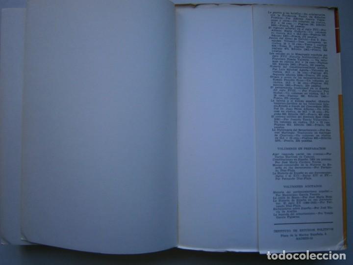 Libros de segunda mano: LA DIPLOMACIA DEL RENACIMIENTO Garrety Mattingly Estudios Politicos 1970 - Foto 14 - 154951342