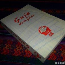 Libros de segunda mano: GUÍA DEL DELEGADO, UGT FES MADRID. AÑO 1988. 616 PGNS. SECRETARÍA DE ACCIÓN SINDICAL E INSTITUCIONAL. Lote 155212258
