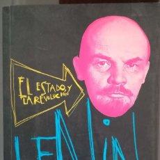 Libros de segunda mano - Estado y Revolución - Lenin - 155298810