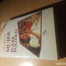 Libros de segunda mano: LIDIA FALCÓN, MUJER Y PODER POLÍTICO; 2ª EDICIÓN IRA EDIT, AÑO 2000. Lote 155365678