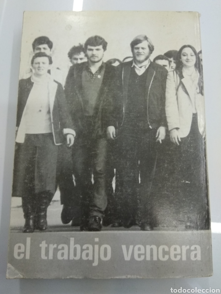 Libros de segunda mano: PROGRAMA DE LUCHA Y GOBIERNO EUSKADIKO EZKERRA Escision ETA Berri Mario Onaindia Partido Socialista - Foto 3 - 156270273