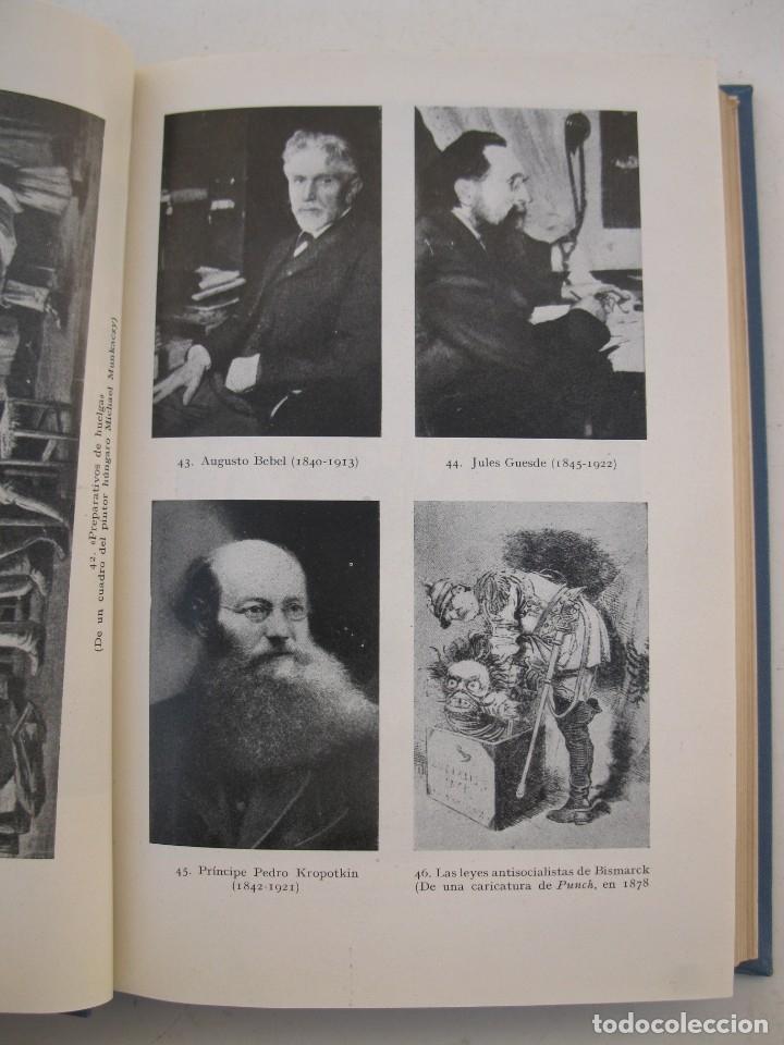 Libros de segunda mano: UNA GENERACIÓN DE MATERIALISMO - CARLTON J. H. HAYES - ESPASA-CALPE - AÑO 1946. - Foto 6 - 156516930
