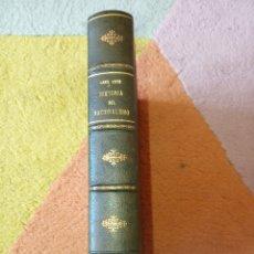 Libros de segunda mano: HISTORIA DEL NACIONALISMO. HANS KOHN. Lote 157813000