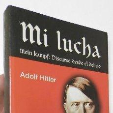 Gebrauchte Bücher - MI LUCHA - ADOLF HITLER - 158560302