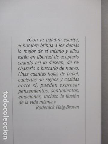 Libros de segunda mano: Valores Humanos - Primer Volumen - Bernabé Tierno - Taller de Editores - Foto 10 - 263106370