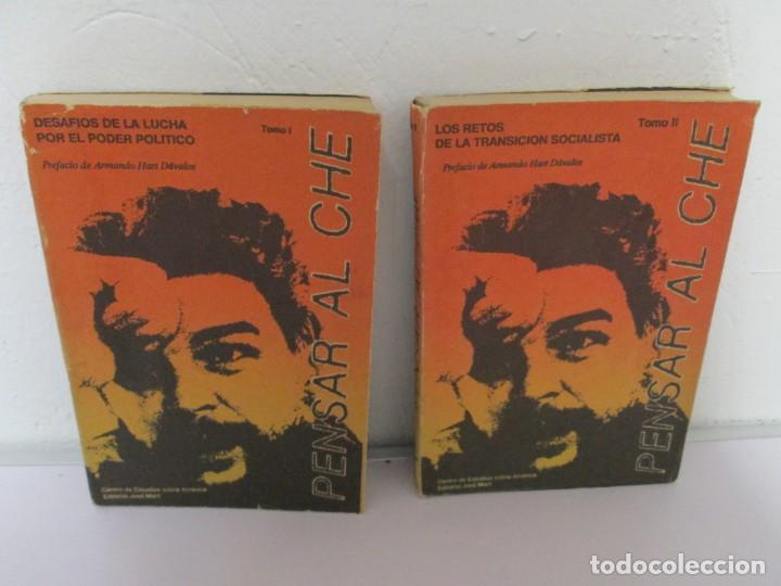 PENSAR AL CHE. TOMO I Y II. CENTRO DE ESTUDIOS SOBRE AMERICA. EDITORIAL JOSE MARTI (Libros de Segunda Mano - Pensamiento - Política)