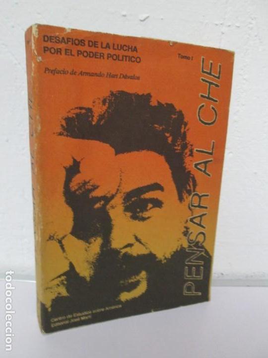 Libros de segunda mano: PENSAR AL CHE. TOMO I Y II. CENTRO DE ESTUDIOS SOBRE AMERICA. EDITORIAL JOSE MARTI - Foto 2 - 161234130