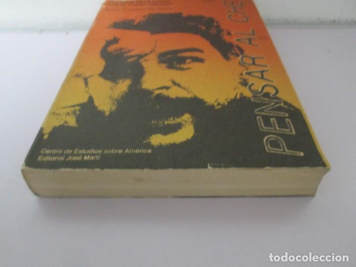 Libros de segunda mano: PENSAR AL CHE. TOMO I Y II. CENTRO DE ESTUDIOS SOBRE AMERICA. EDITORIAL JOSE MARTI - Foto 4 - 161234130