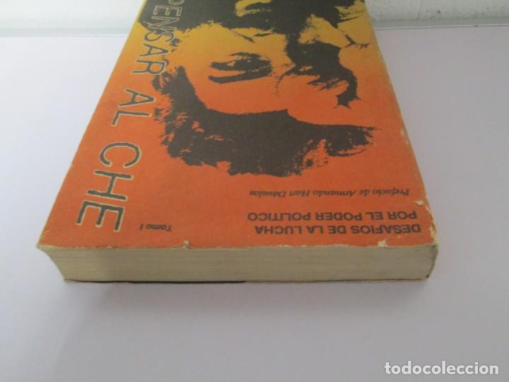 Libros de segunda mano: PENSAR AL CHE. TOMO I Y II. CENTRO DE ESTUDIOS SOBRE AMERICA. EDITORIAL JOSE MARTI - Foto 6 - 161234130