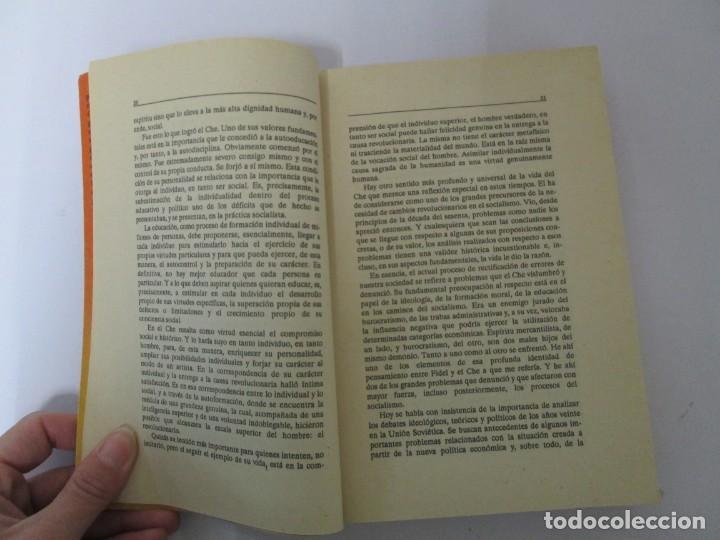Libros de segunda mano: PENSAR AL CHE. TOMO I Y II. CENTRO DE ESTUDIOS SOBRE AMERICA. EDITORIAL JOSE MARTI - Foto 10 - 161234130