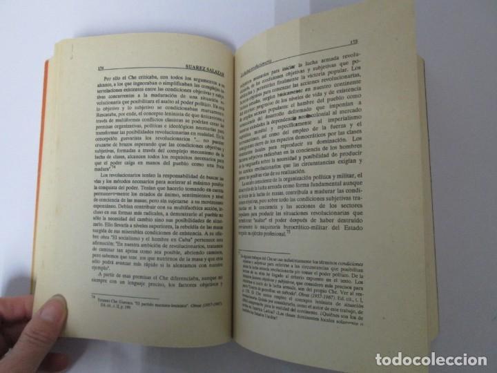 Libros de segunda mano: PENSAR AL CHE. TOMO I Y II. CENTRO DE ESTUDIOS SOBRE AMERICA. EDITORIAL JOSE MARTI - Foto 12 - 161234130